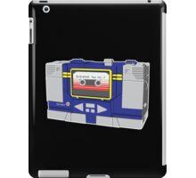 Soundwave's Hooked on a Feeling iPad Case/Skin