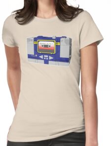 Soundwave's Hooked on a Feeling Womens Fitted T-Shirt