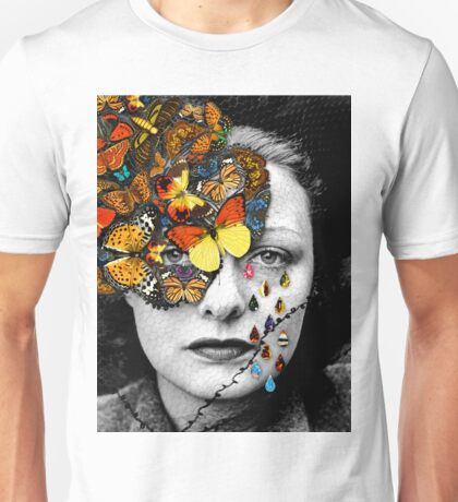 Butterfly Jewel. Unisex T-Shirt