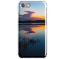 Blue Sky and Water  iPhone Case/Skin