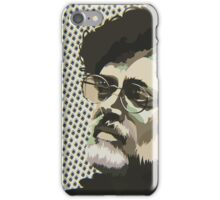 Occulture ft. Terence Mckenna iPhone Case/Skin