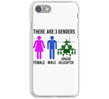 Genders iPhone Case/Skin