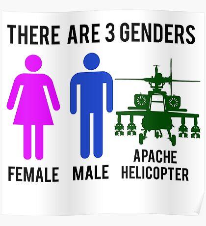 Genders Poster