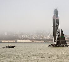 Oracle Team USA by Kasia-D
