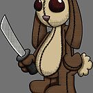 Creepy Killer Bunny by Wislander