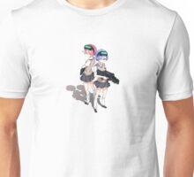 Rem Ram with Guns Unisex T-Shirt