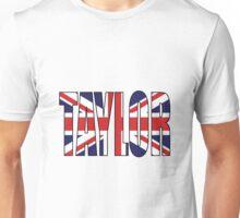 Taylor (UK) Unisex T-Shirt