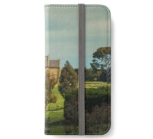 barrabool hills iPhone Wallet/Case/Skin