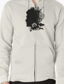 Brothers in Arms (Dean) Zipped Hoodie