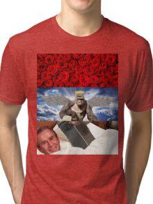 Meme Poem Tri-blend T-Shirt