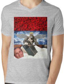 Meme Poem Mens V-Neck T-Shirt