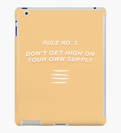 Scarface slogan iPad Case/Skin