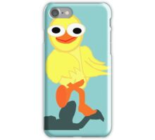Whacky Bird iPhone Case/Skin