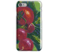 Vibrant Veggies iPhone Case/Skin