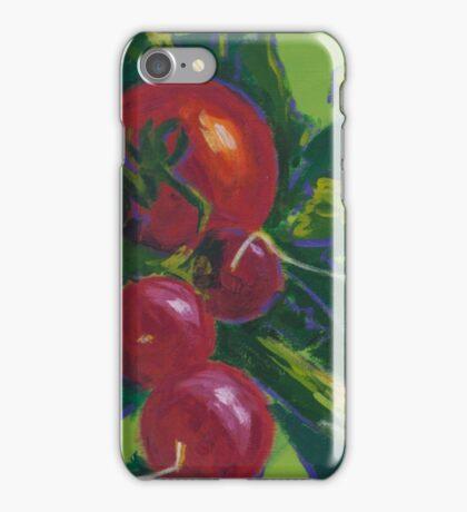 Vibrant Veggies iPhone Case/Skin