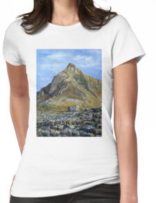 Giant's Causeway Womens Fitted T-Shirt