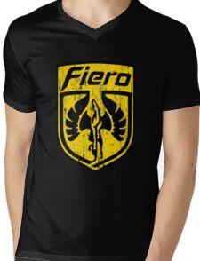 Pontiac Fiero 1 Mens V-Neck T-Shirt