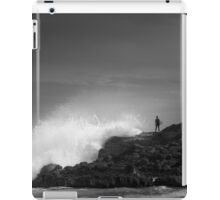 Against The Oceans Might iPad Case/Skin