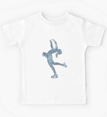 Ice Skater Nebula 2 Kids Tee