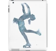 Ice Skater Nebula 2 iPad Case/Skin
