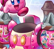 Kirby: Planet Robobot Sticker