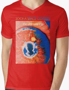 2001 A Space Odyssey Shirt! Mens V-Neck T-Shirt
