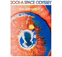 2001 A Space Odyssey Shirt! Photographic Print