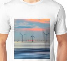 Windmills to the Horizon Unisex T-Shirt