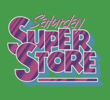Saturday Superstore One Piece - Short Sleeve