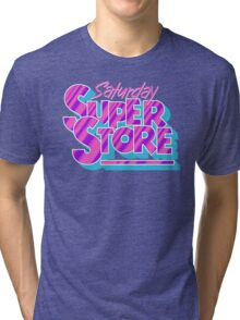 Saturday Superstore Tri-blend T-Shirt