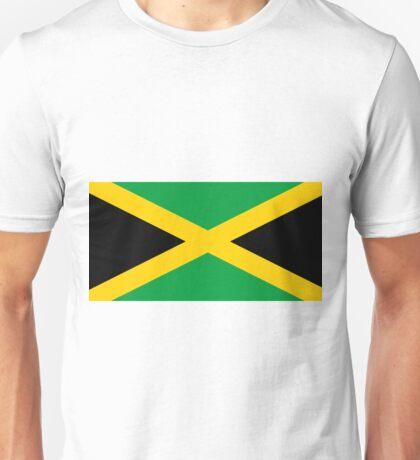 Jamaica Flag Unisex T-Shirt