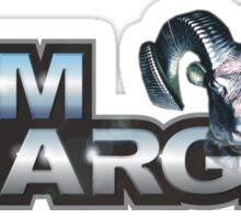 Ram Charger Sticker