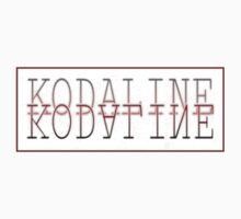 Kodaline fanshirt 2.  Kids Clothes