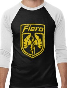 Pontiac Fiero 2 Men's Baseball ¾ T-Shirt