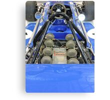March Ford: Tyrell Formula One Racing Car Canvas Print