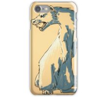 Angry Ferret iPhone Case/Skin