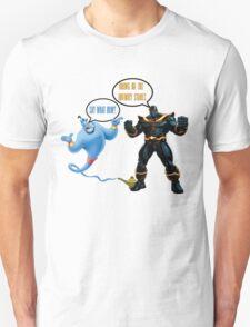 Genies Make Everything Better Unisex T-Shirt