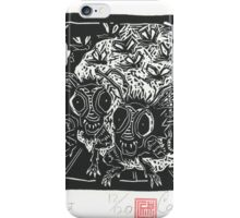 Disaster Series, Locust iPhone Case/Skin
