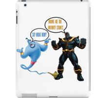 Genies Make Everything Better iPad Case/Skin