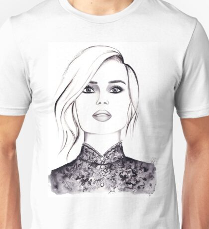 Laced Unisex T-Shirt