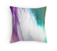 Unicornhair Throw Pillow