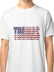 Thomas (USA) Classic T-Shirt