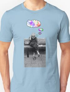 Thoughts of colors T-Shirt