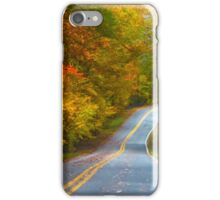 Bursts of Color in the Mountains  iPhone Case/Skin