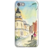 Cartagena 01 iPhone Case/Skin