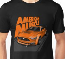 Ford Mustang GT 01 American Muscle Unisex T-Shirt