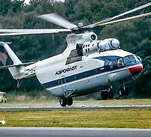 Mil Mi-26 Halo CCCP-06141 by Colin Smedley