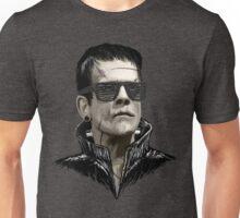 Badass Frankenstein V02 Unisex T-Shirt