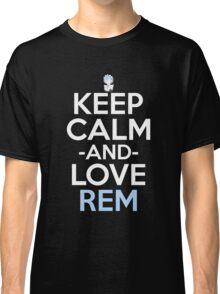 Re Zero Classic T-Shirt
