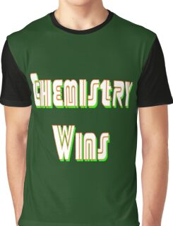 Chemistry Wins Graphic T-Shirt